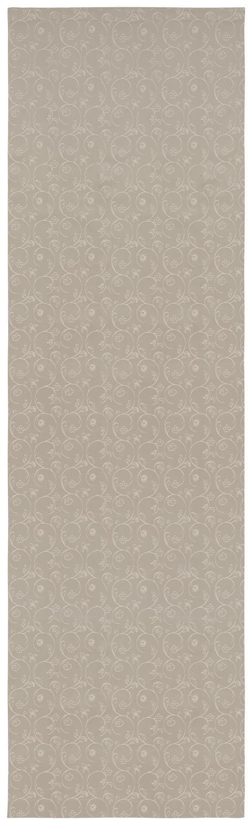 TISCHLÄUFER Textil Damast Beige, Grau 40/140 cm - Beige/Grau, LIFESTYLE, Textil (40/140cm) - Curt Bauer