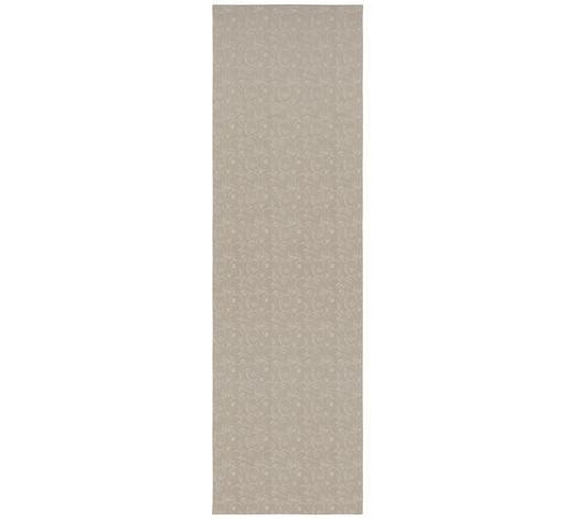 TISCHLÄUFER Textil Damast Grau, Beige 40/140 cm  - Beige/Grau, LIFESTYLE, Textil (40/140cm) - Curt Bauer