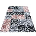 WEBTEPPICH  - Pink, Trend, Textil (200/290cm) - Novel