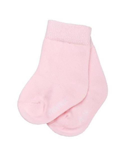 SOCKEN - Rosa, Basics, Textil (18null) - Sterntaler