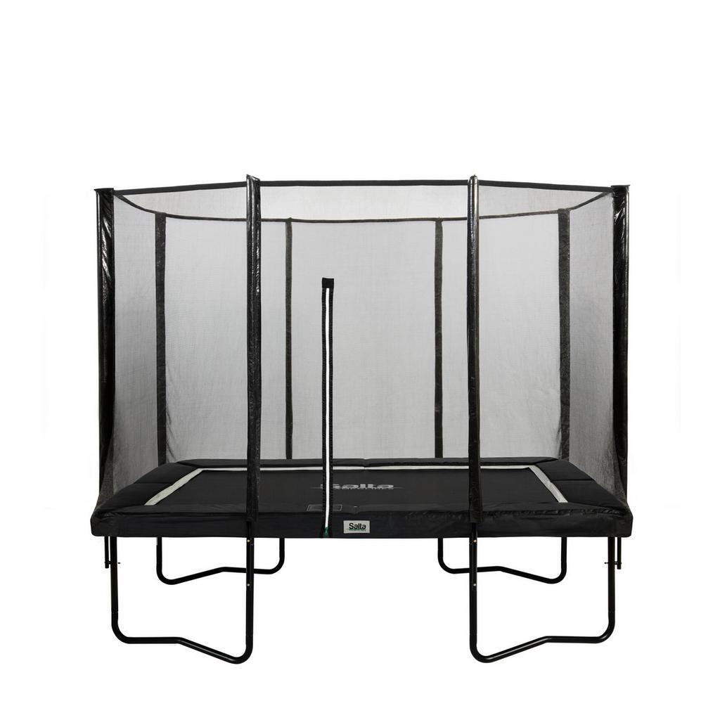 XXXL TRAMPOLIN SALTA PREMIUM 153/214 cm Schwarz   Kinderzimmer > Spielzeuge > Trampoline   Metall   XXXL Shop