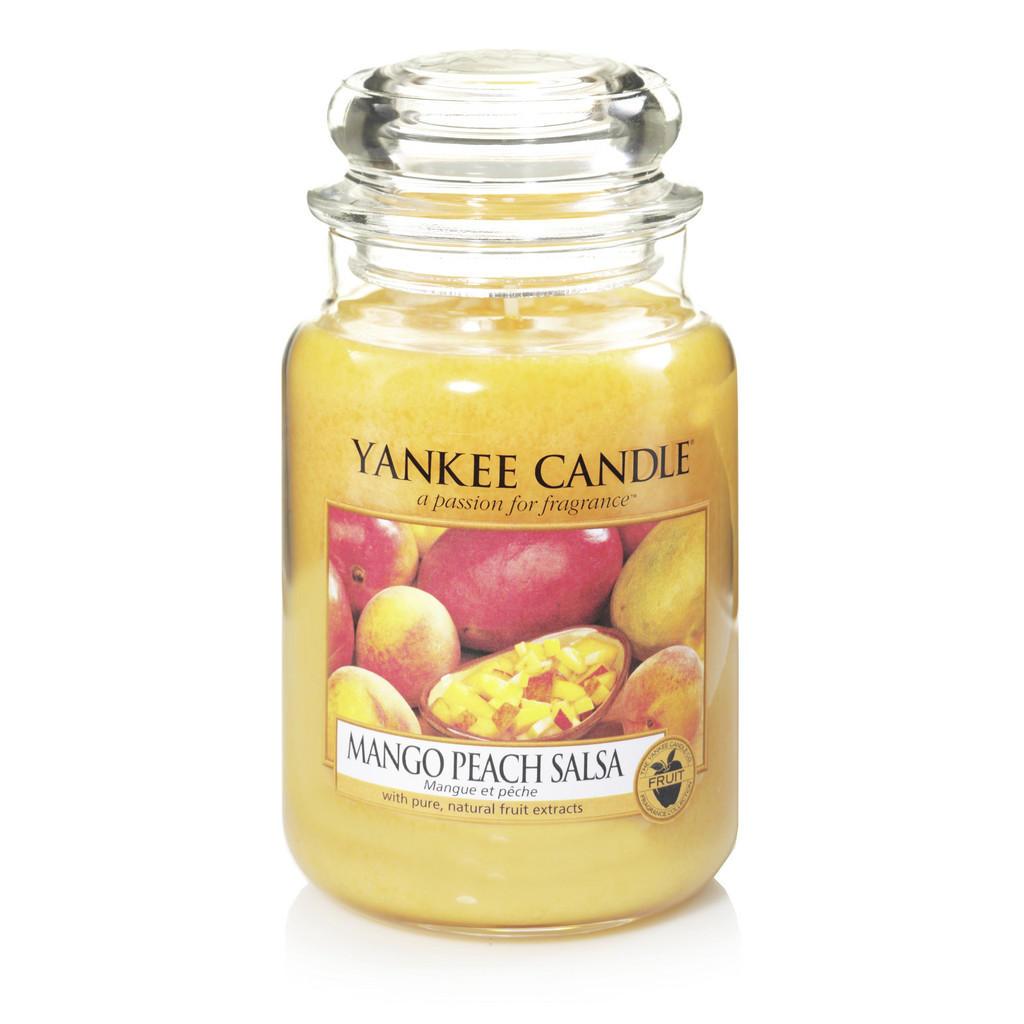 Yankee Candle Duftkerze yankee candle mango salsa