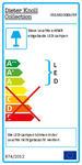 SCHWEBETÜRENSCHRANK 3-türig Eichefarben, Graphitfarben, Grau - Eichefarben/Graphitfarben, Design (360/240/69cm) - Dieter Knoll