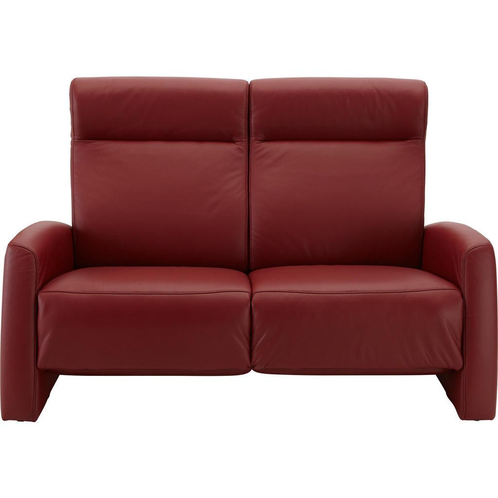Himolla 2,5 sitzer echtleder rot , 9103 , Leder , 165x105x93 cm , Typenauswahl, Lederauswahl, Stoffauswahl, Sitzqualitäten, Hocker erhältlich, Rücken