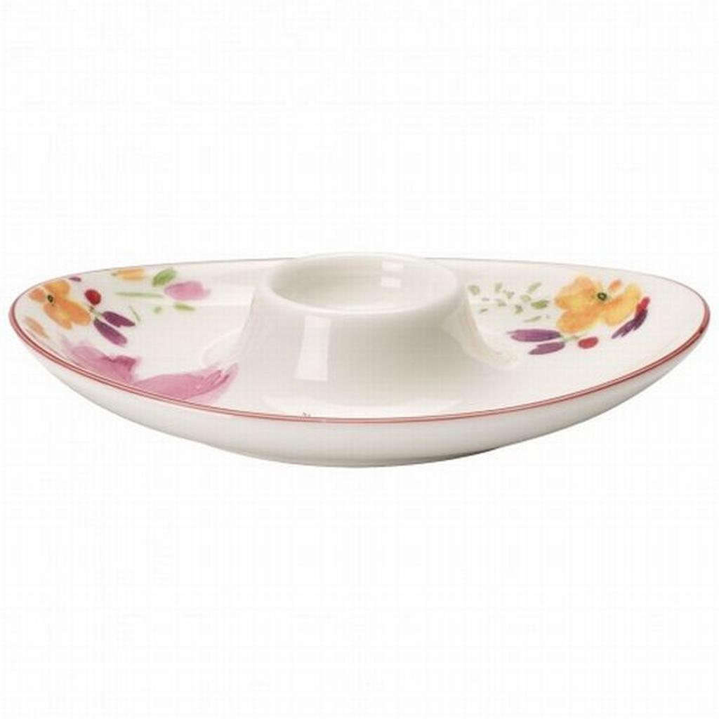 Image of Villeroy & Boch Eierbecher keramik , 1041001950 , Multicolor , Blume , 14x14 cm , 0034071186