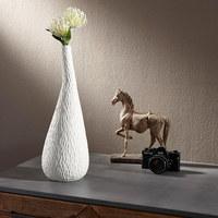 VASE - Creme, Basics, Keramik (17/46cm) - ASA