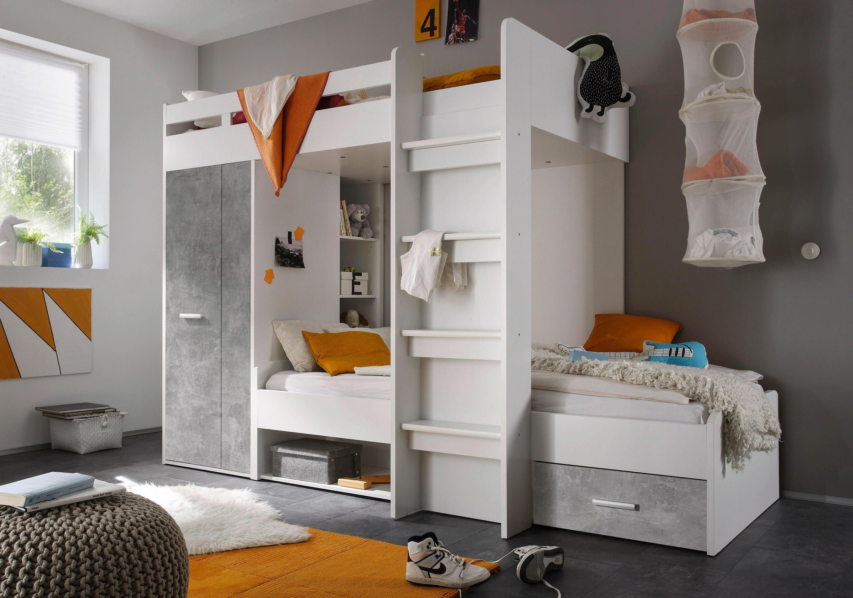 Etagenbett Für Erwachsene Schweiz : Etagenbetten günstig im schweizer möbel discount