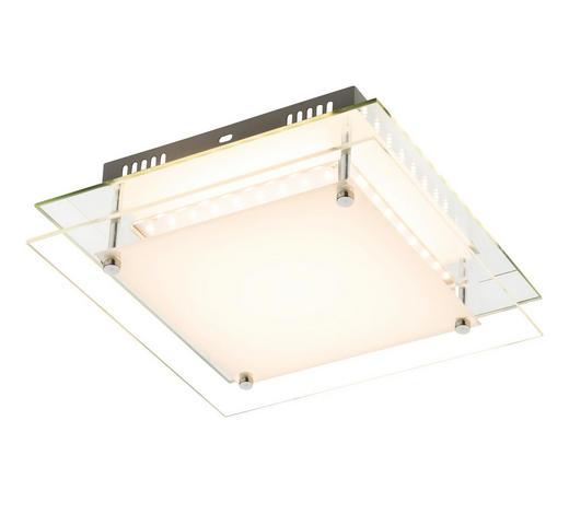 LED-DECKENLEUCHTE   - KONVENTIONELL, Metall (24/24/6cm)