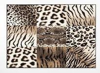 Webteppich Joe - Hellbraun, Basics, Textil (160/225cm) - Ombra
