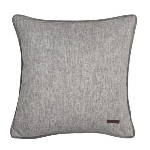 KISSENHÜLLE Hellgrau 38/38 cm - Hellgrau, Textil (38/38cm) - Esprit