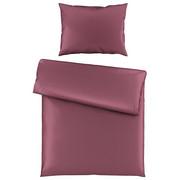 BETTWÄSCHE 140/200 cm - Violett, Basics, Textil (140/200cm) - Novel