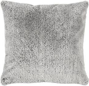 PÄLSKUDDE - grå, Klassisk, textil (50/50cm) - Novel