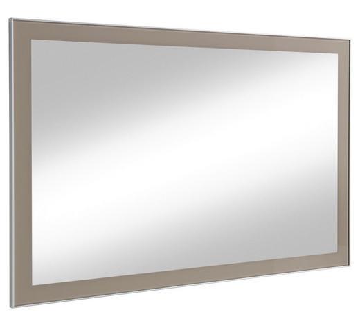 SPIEGEL 120/77/5 cm  - Taupe, Design, Glas (120/77/5cm) - Novel