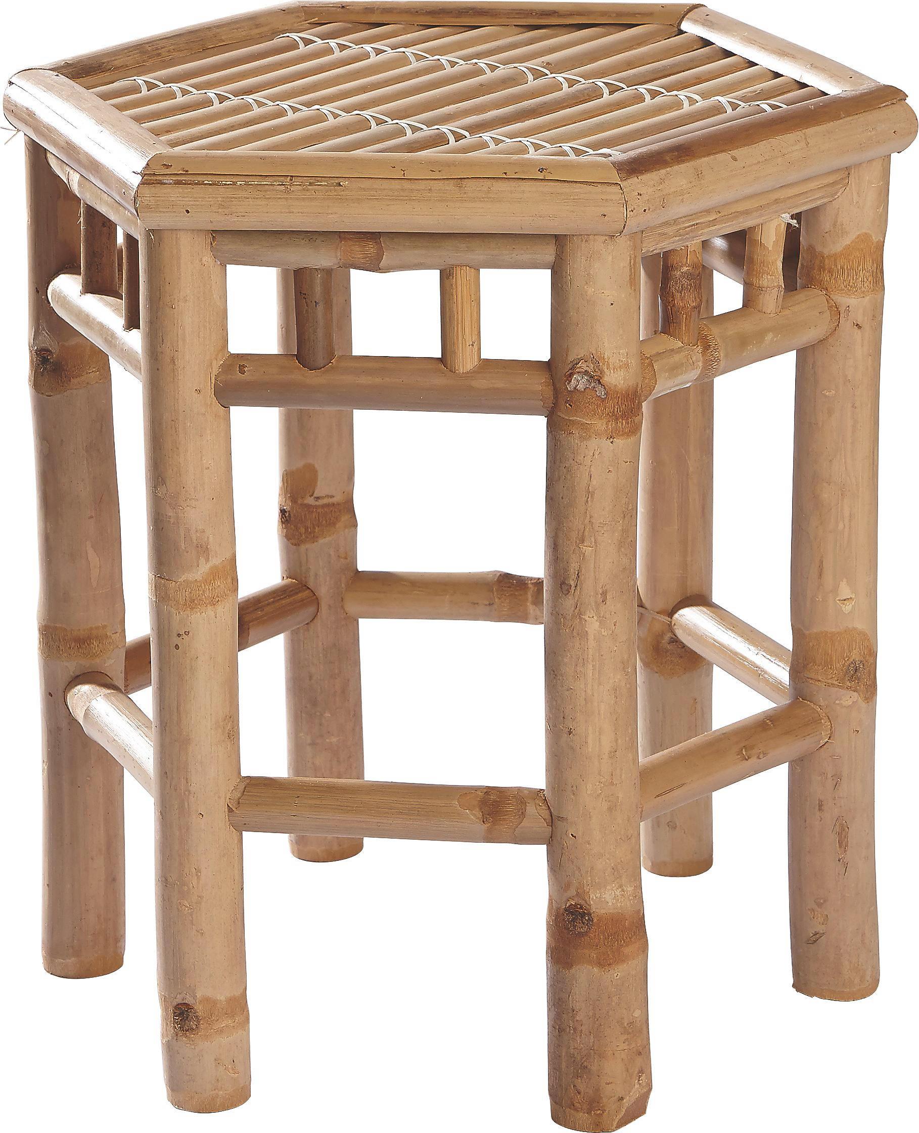 BLUMENTISCH - Naturfarben, Basics, Holz/Kunststoff (38/37cm) - LANDSCAPE