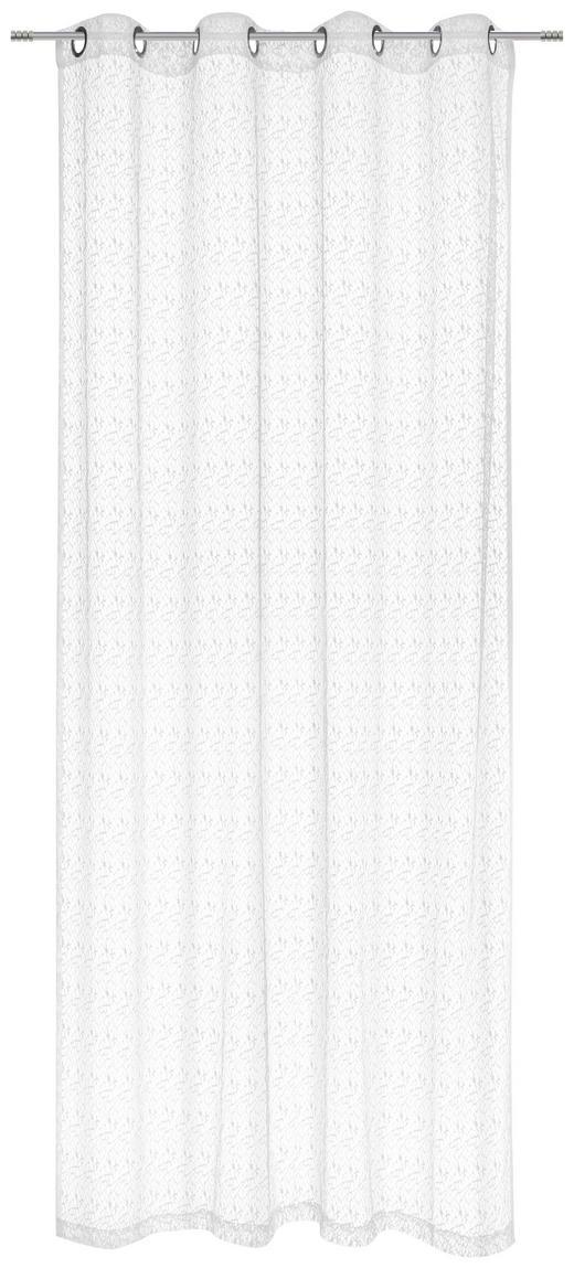 ÖSENSCHAL  halbtransparent  140/245 cm - Naturfarben, Design, Textil (140/245cm) - Esposa