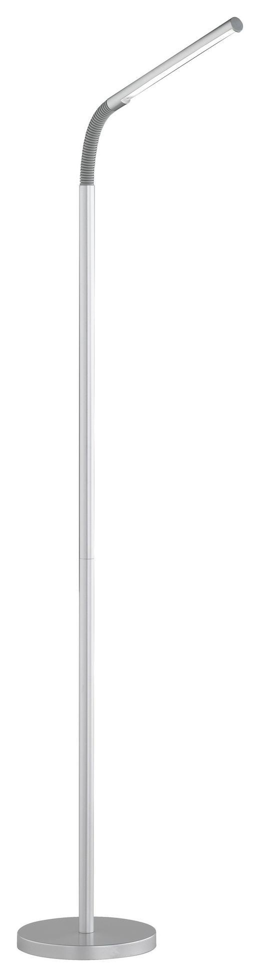 STEHLEUCHTE - Grau, LIFESTYLE, Metall (20/150cm)