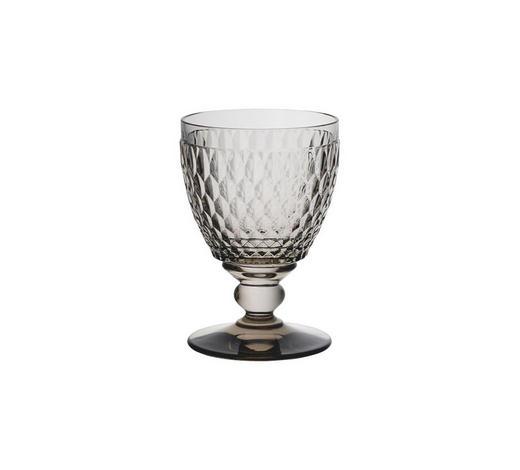 WASSERGLAS - Grau, Basics, Glas (0,40l) - Villeroy & Boch