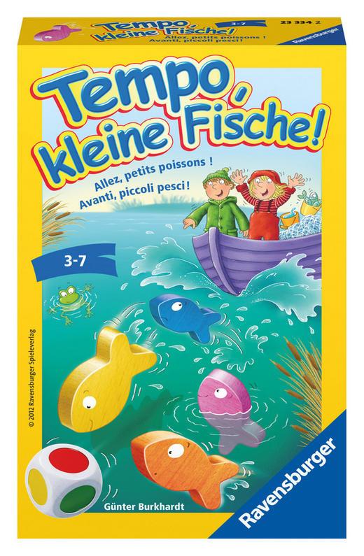 LERNSPIEL - Multicolor, Basics, Karton/Papier (18,3/11,5/3,7cm) - Ravensburger