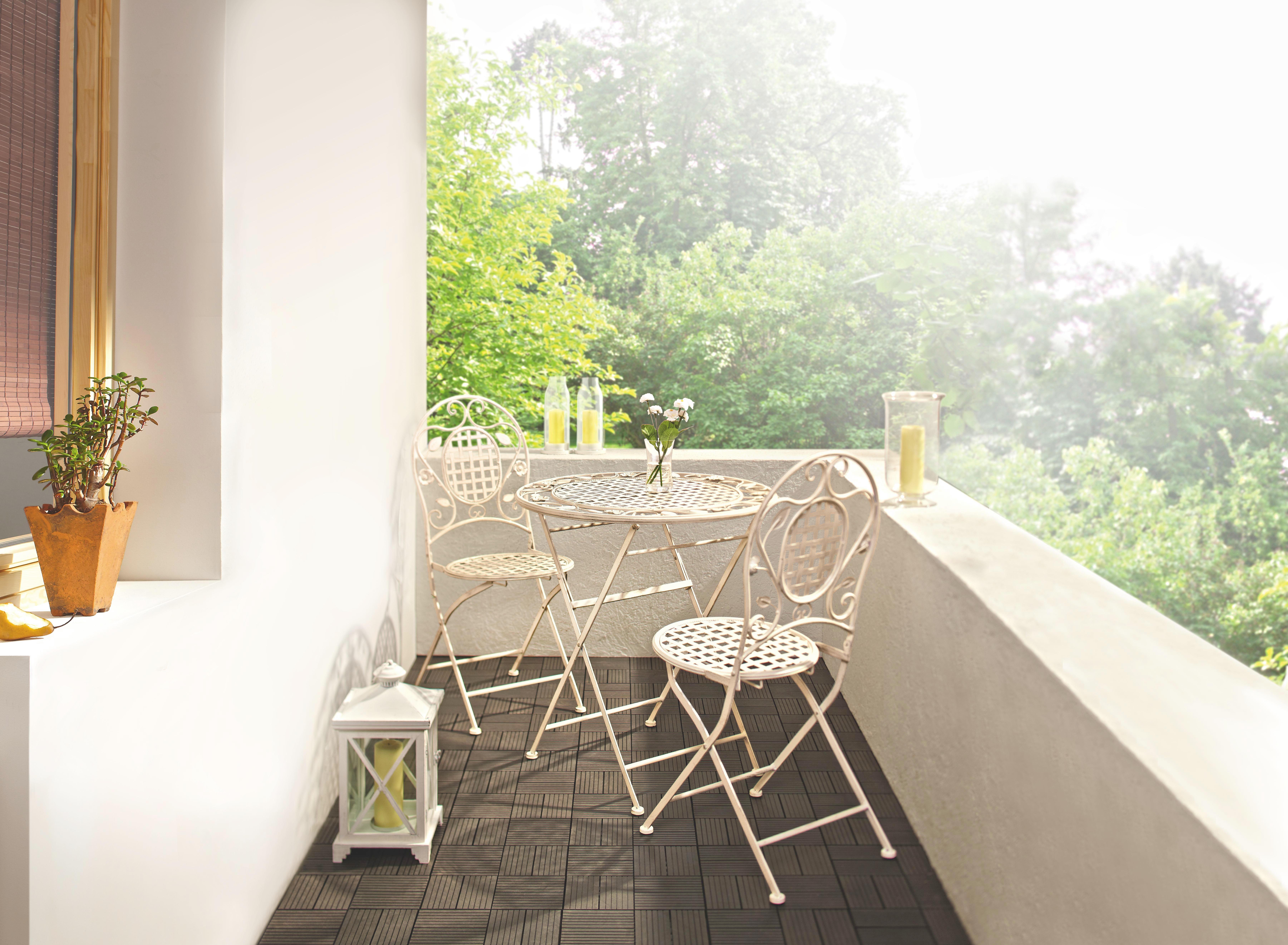Schön Balkonmöbel Für Kleine Balkone Fotos - Schlafzimmer Ideen ...