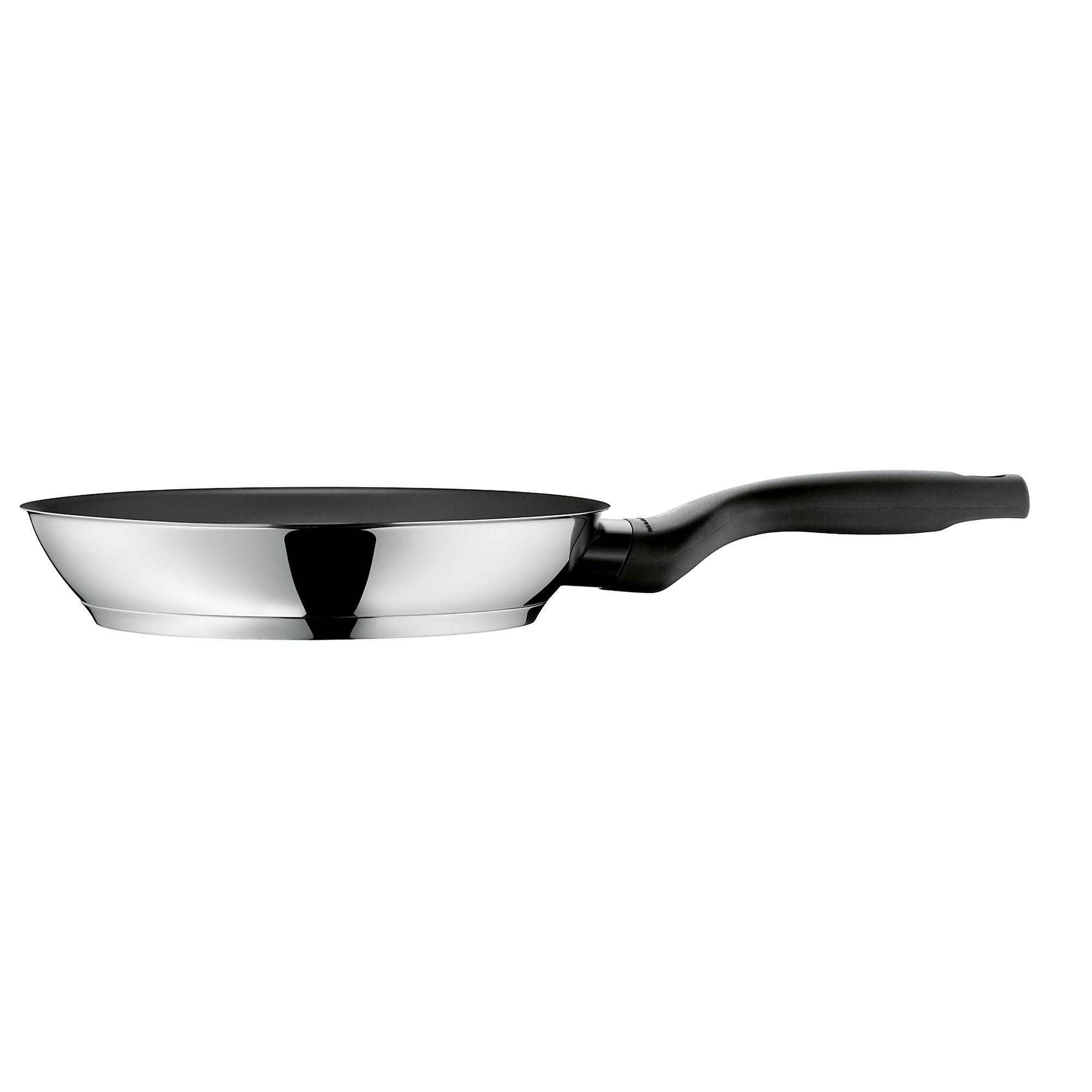 PFANNE 28 cm CeraDur Profi - Edelstahlfarben, Basics, Keramik/Metall (28cm) - WMF