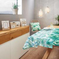 FOTORAHMEN in Naturfarben, Weiß - Naturfarben/Weiß, Trend, Glas/Holz (18/23cm) - Ambia Home