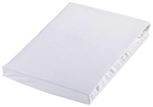 PLAHTA S GUMICOM - bijela, Konvencionalno, tekstil (180/200cm)