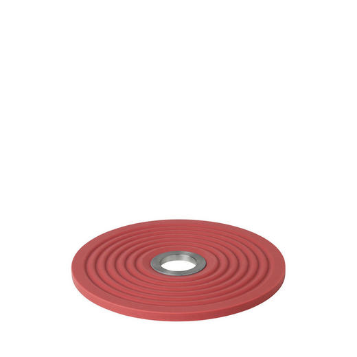 TOPFUNTERSETZER - Brombeere, Basics, Kunststoff/Metall (14/0,6cm) - Blomus