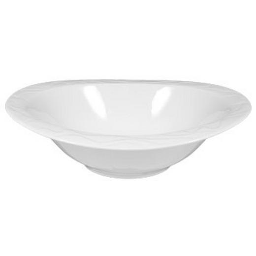 SCHALE Porzellan - Weiß, Basics (17cm) - Seltmann Weiden