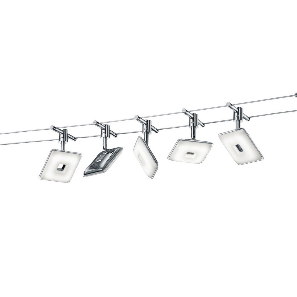 XXXL SEILSYSTEM | Lampen > Strahler und Systeme > Seilsysteme | Metall | XXXL Shop