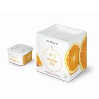 RAUMDUFT ORANGE SKY - Weiß, Basics, Kunststoff (5,5/5,5/5,5cm) - Ipuro