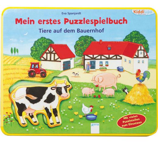 BILDERBUCH - Multicolor, Basics, Karton (26,0/21,0/2,3cm) - Arena