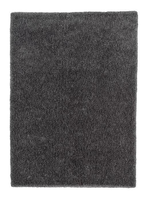 JOOP! NEW CURLY  140/200 cm  Anthrazit - Anthrazit, Basics, Textil (140/200cm) - Joop!