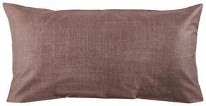 KISSENHÜLLE Beige 40/80 cm  - Beige, Basics, Textil (40/80cm) - Novel