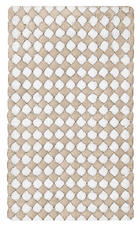 KOPALNIŠKA PREPROGA MERIDA - bež, Basics, umetna masa/tekstil (70/2/120cm) - Kleine Wolke
