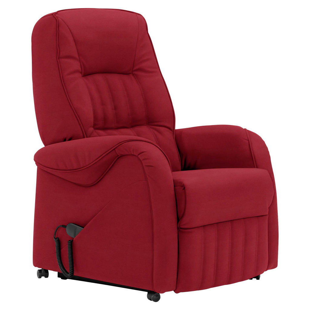 Himolla FERNSEHSESSEL Rot | Wohnzimmer > Sessel > Fernsehsessel | Textil | Himolla
