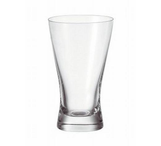 SKLENIČKA - čiré, Konvenční, sklo (7,5/12,5/7,5cm) - Leonardo