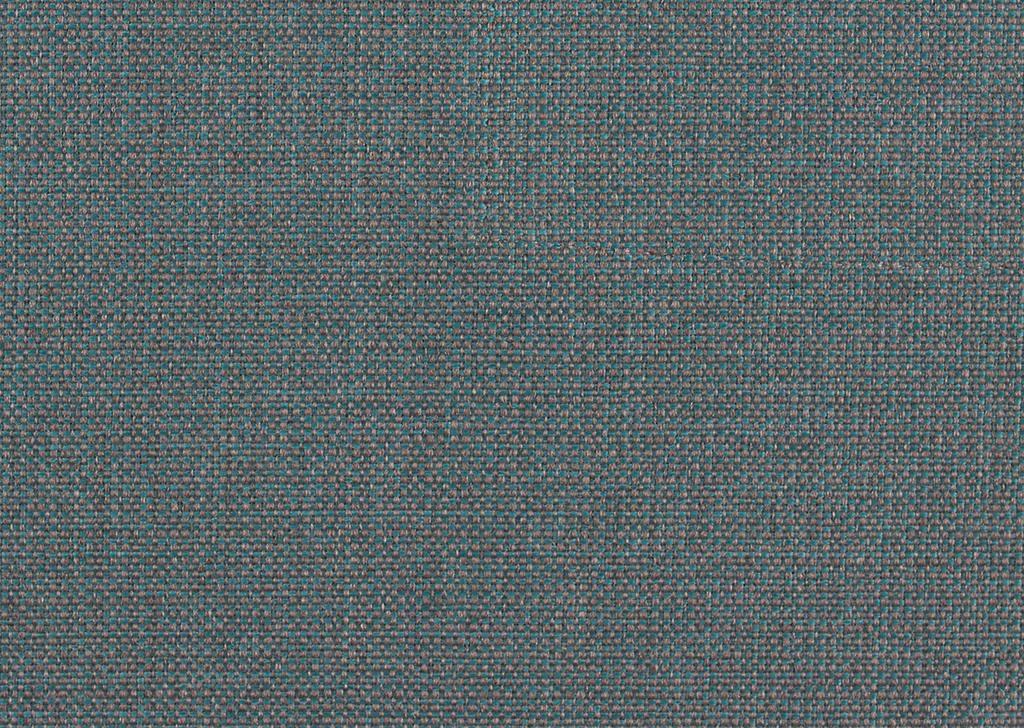 SCHLAFSOFA Flachgewebe Petrol - Chromfarben/Petrol, KONVENTIONELL, Textil/Metall (195/84/100cm)