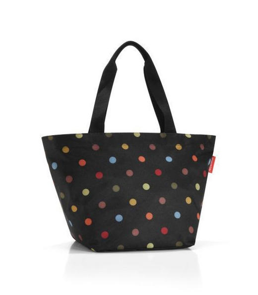 SHOPPER M DOTS - Multicolor, Basics, Textil - Reisenthel
