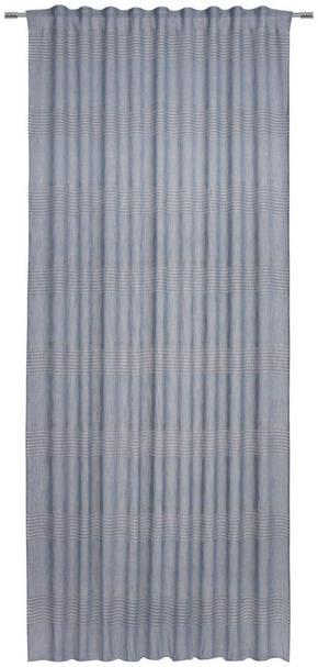 GARDINLÄNGD - blå, Basics, textil (140/245cm) - Esposa