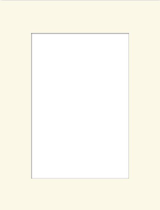 PASSEPARTOUT in Creme - Creme, Basics, Papier (13/18/0.3cm)