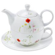 TEA-FOR-ONE-SET - Multicolor, LIFESTYLE - NOVEL