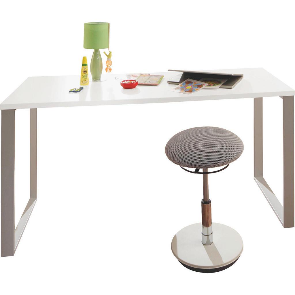 Weißer Schreibtisch für Jugendliche von Venda
