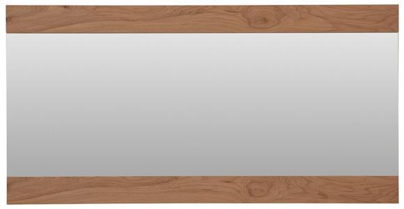 SPIEGEL 119/60/2 cm  - Eichefarben, Design, Glas/Holz (119/60/2cm) - Dieter Knoll