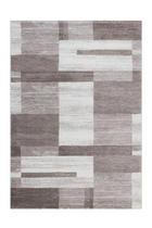 TKANI TEPIH - boje srebra/bež, Basics, tekstil (120/170cm)