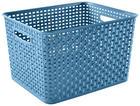 BOX - Blau, Basics, Kunststoff (17l)