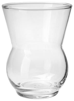 VAS - klar, Basics, glas (14/19cm) - Ambia Home