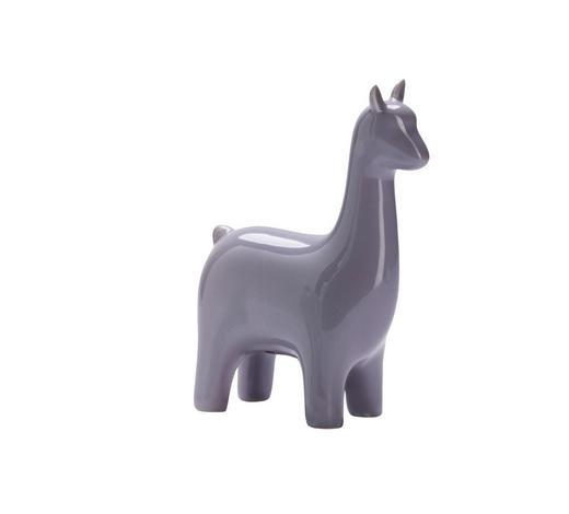 DEKOTIER - Lila, Trend, Keramik (4,1/12,5/9,4cm) - Kleine Wolke