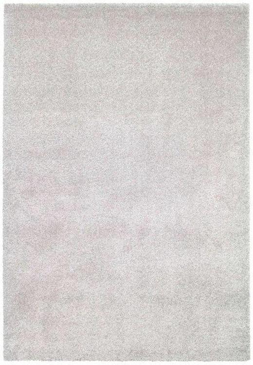 HOCHFLORTEPPICH  200/200 cm   Silberfarben - Silberfarben, Basics, Textil (200/200cm) - Novel
