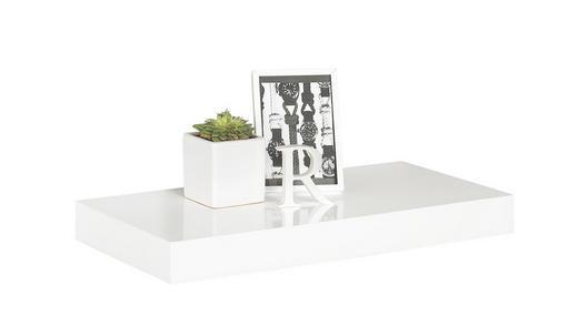 WANDBOARD in Weiß - Weiß, Design, Holzwerkstoff/Kunststoff (50/5/25cm) - Boxxx