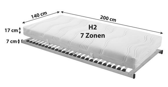 Matratzenset Astra 140x200cm H2 - (140/200cm) - Primatex